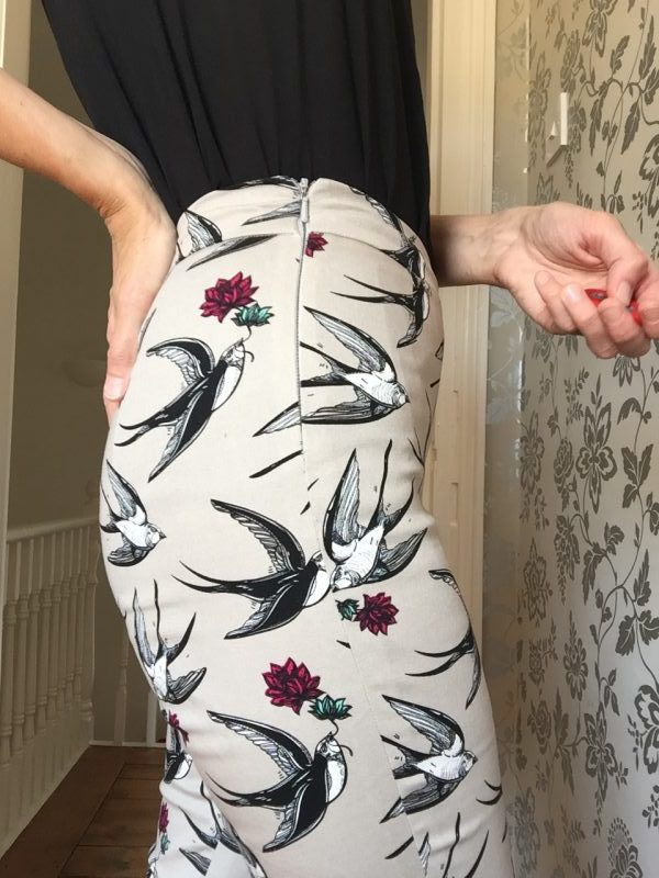 Review Sew Over It Ultimate Trousers Sewisfaction Stretch Cotton