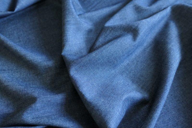 Soft Washed 4oz Denim - Indigo
