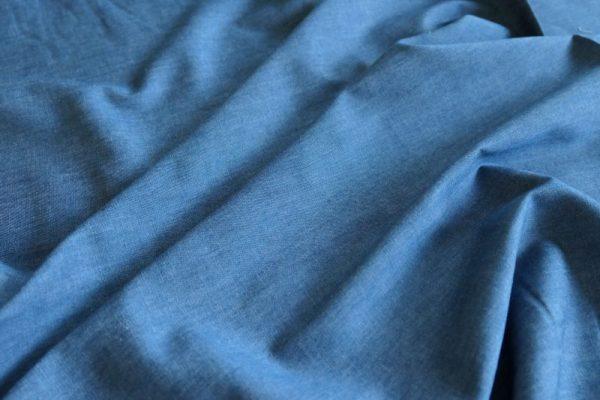 Soft Washed 4oz Denim - Blue