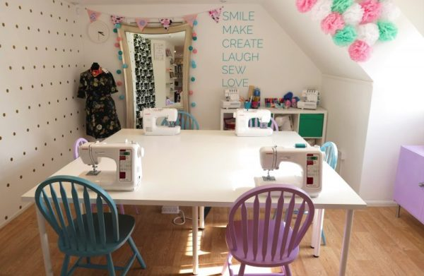 sewing classes wokingham berkshire