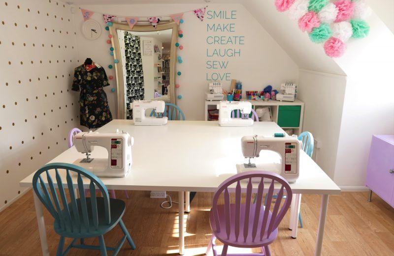 sewing classes wokingham berkshire