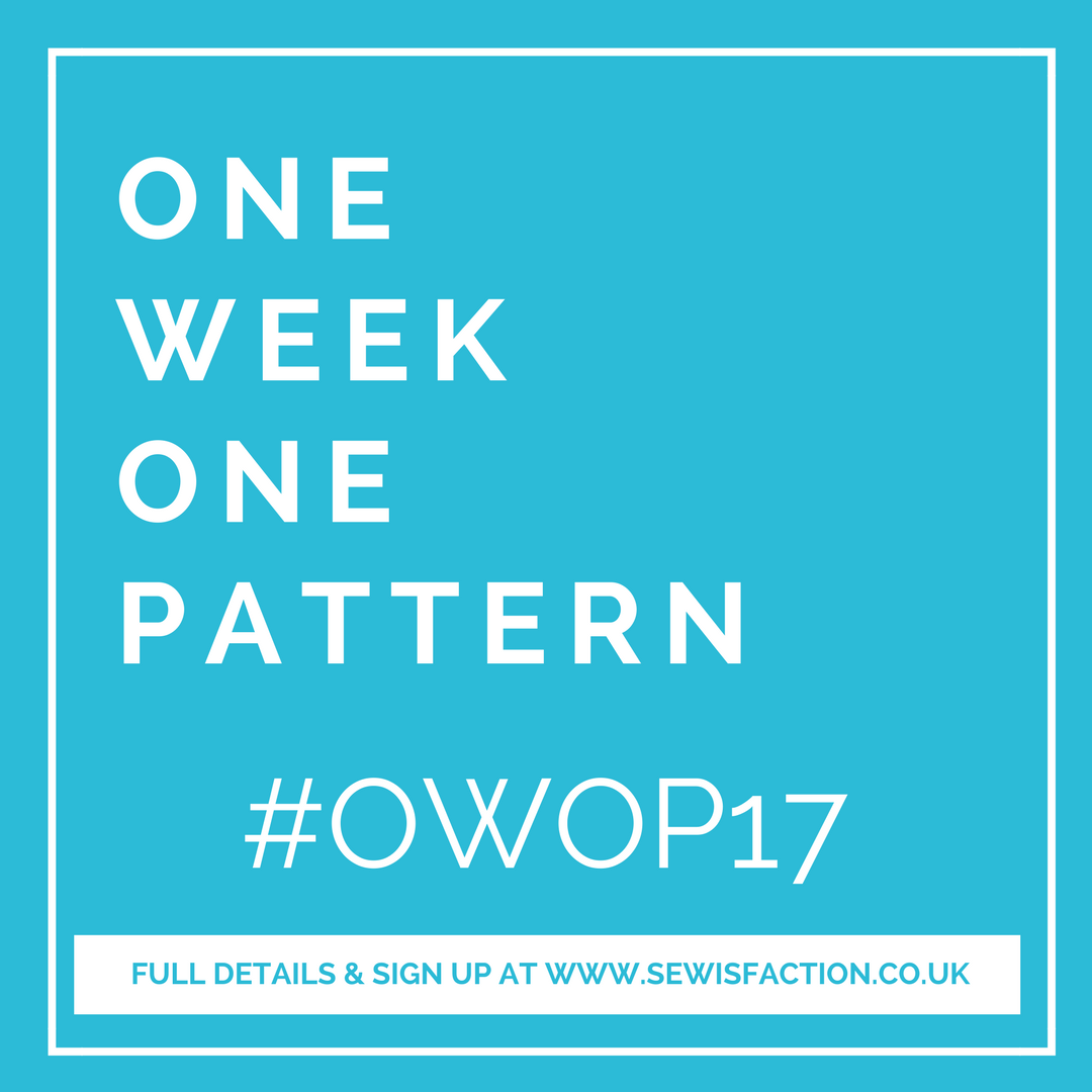 OWOP One Week One Pattern