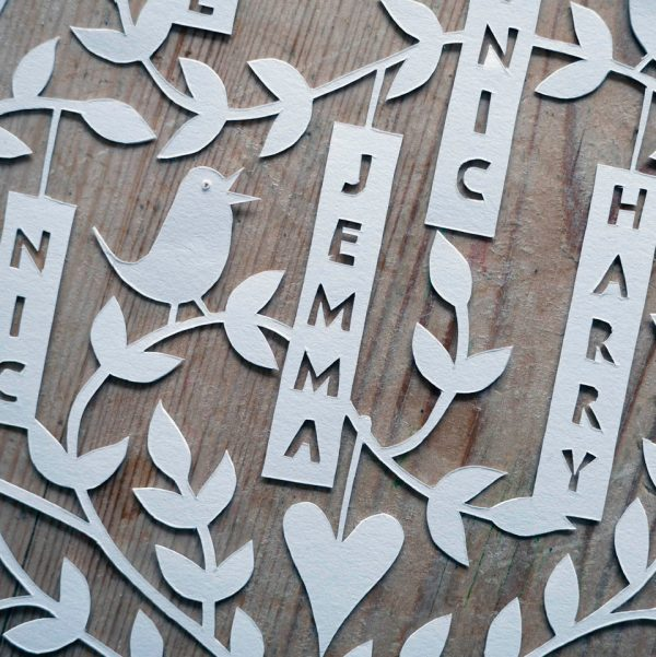 learn paper cutting class wokingham berkshire