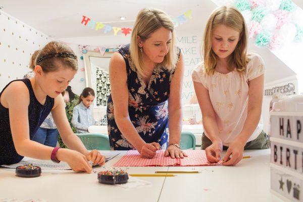 kids party wokingham berkshire