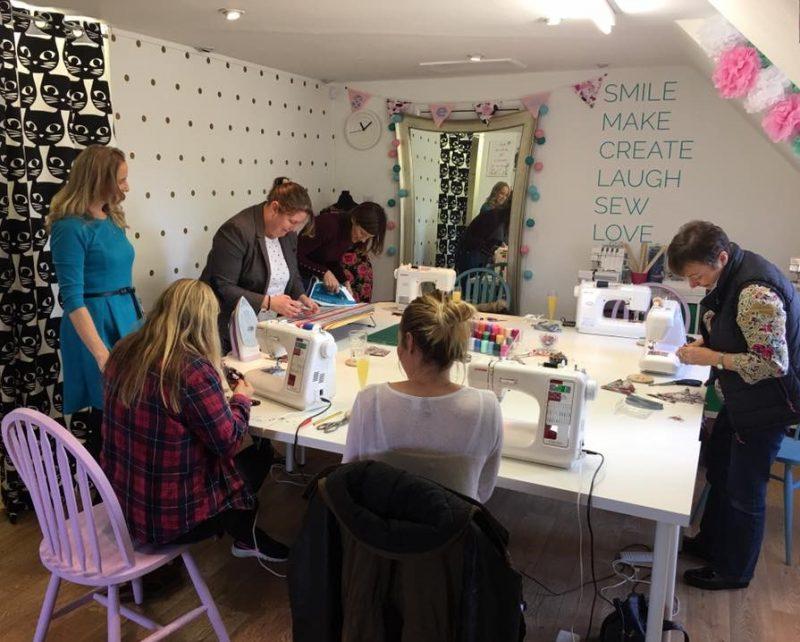 sewing classes berkshire