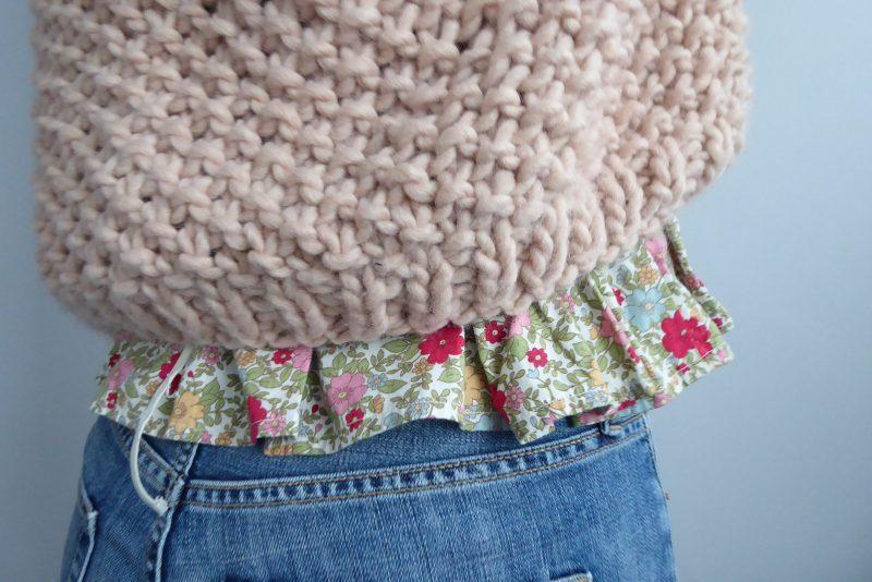 chunky yarn knit cardigan rico super super chunky wool