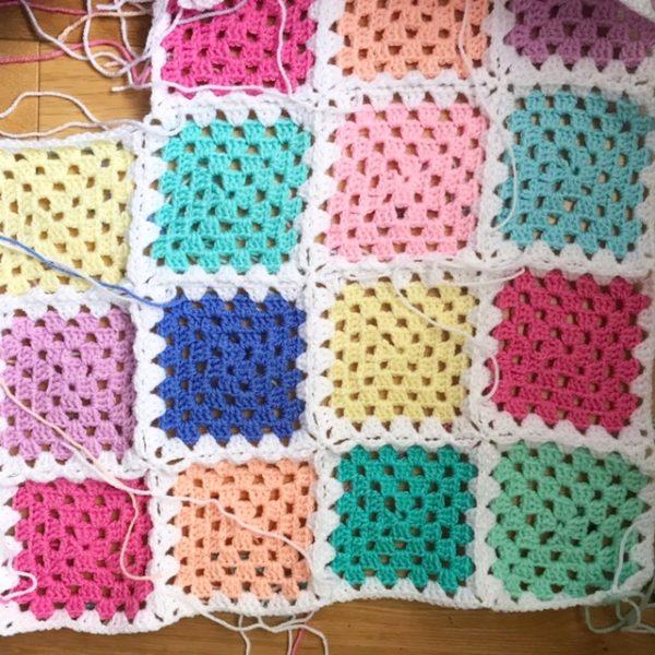 crochet class wokingham