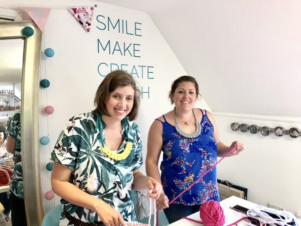 craft classes wokingham