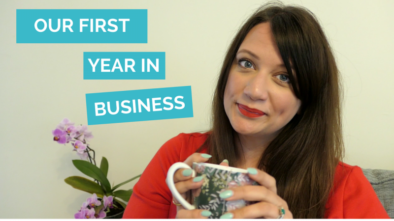 Sewisfaction one year on, running a sewing and fabric business