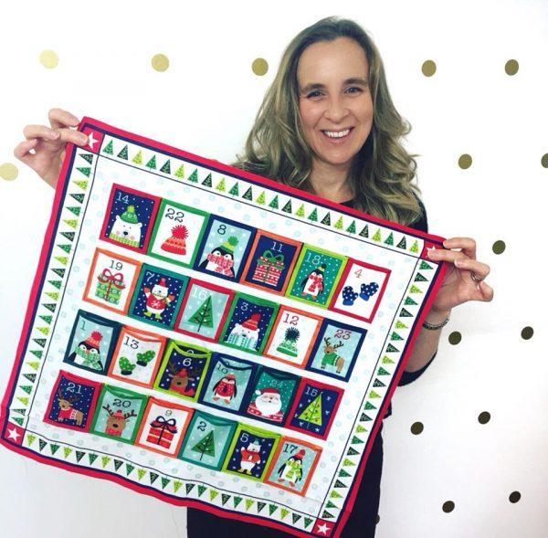 sew an advent calendar berkshire