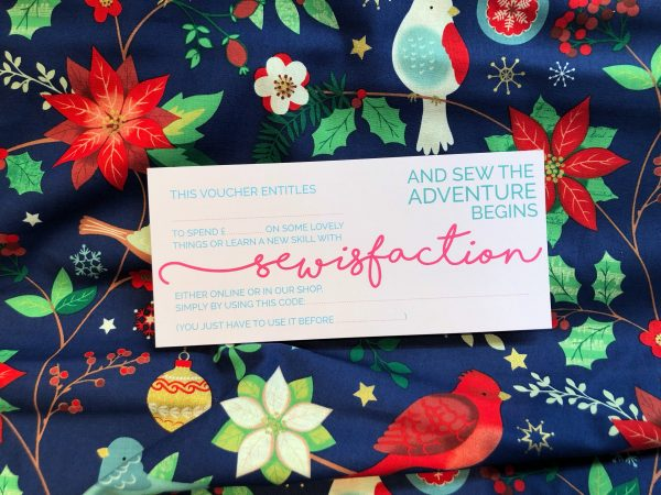 sewisfaction sewing gift vouchers
