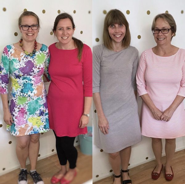 dressmaking sewing classes wokingham