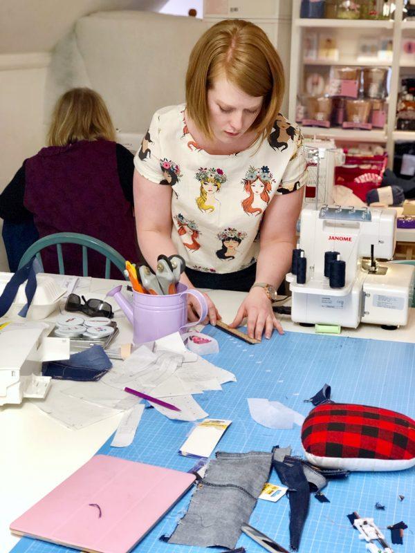 dressmaking class berkshire