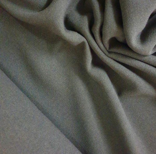 Dressmaking crepe fabric