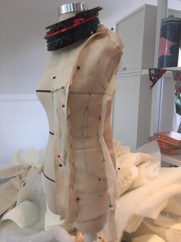 pattern cutting class
