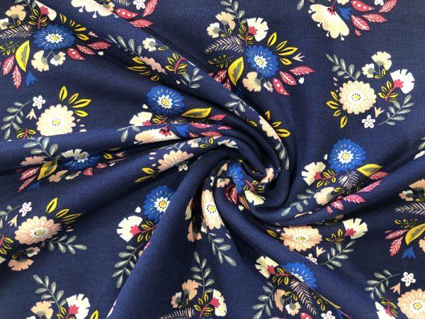 cotton sweatshirt fabric